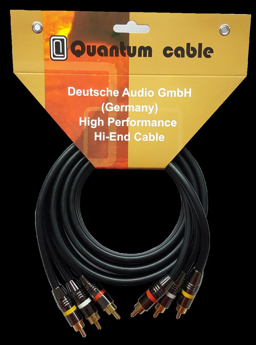 Quantum Rca Cable Milec Electronics Usbcablewiringpng Model Qprc 3715